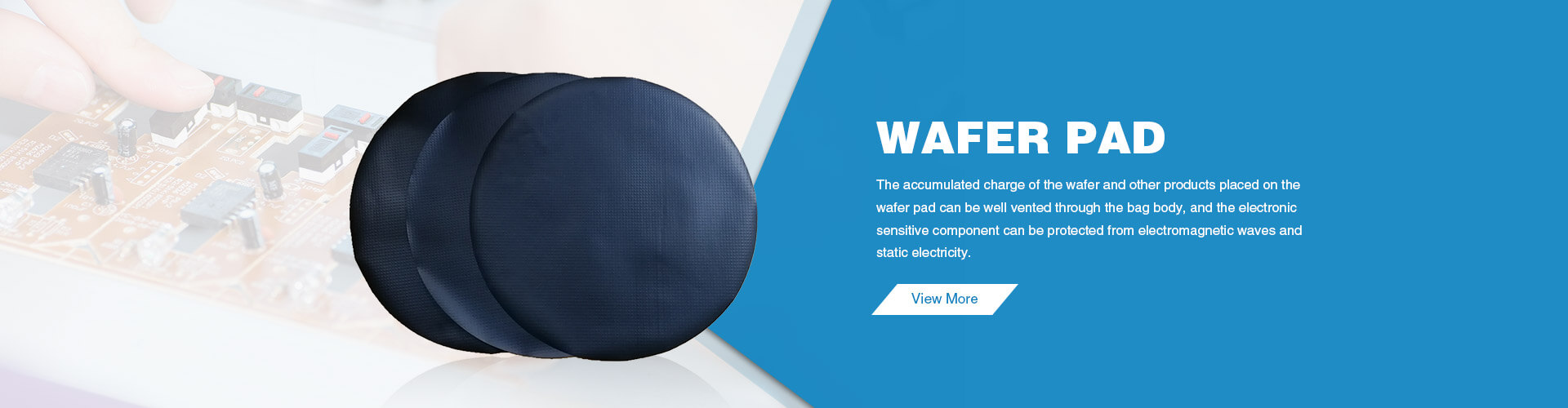 Wafer Pad