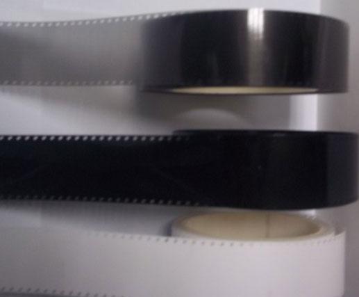 Mould packaging leader tape