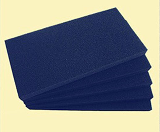 Black Conductive Sponge